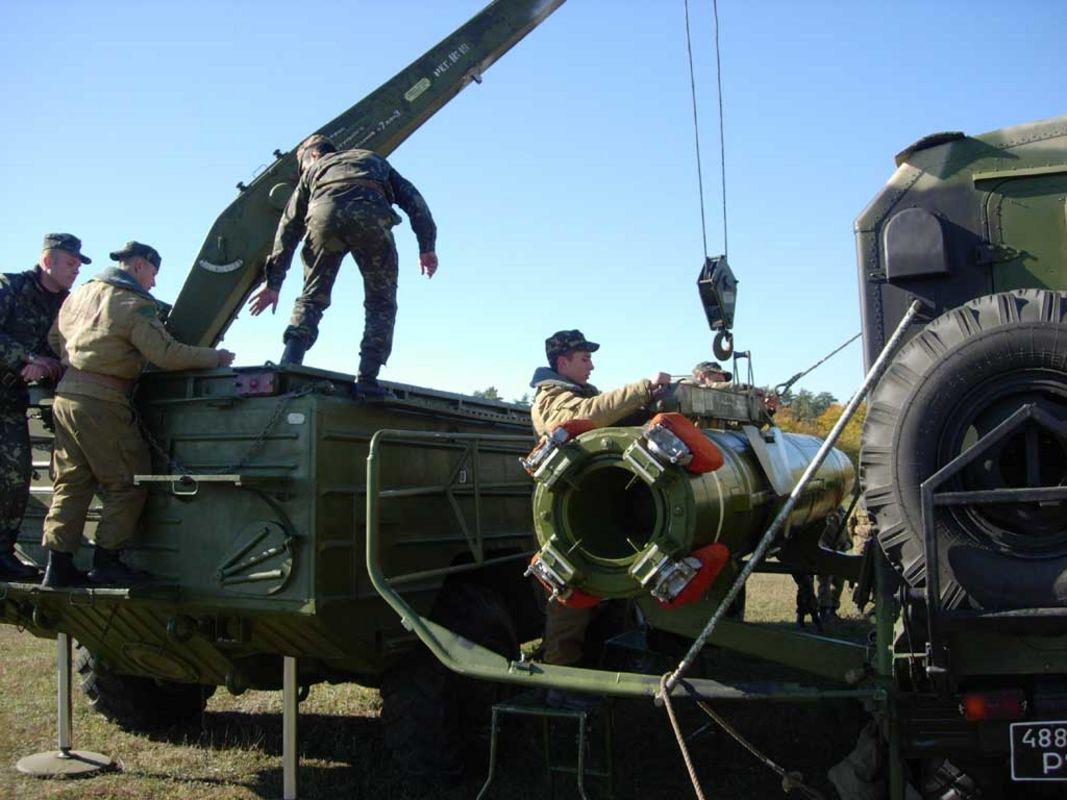 В днр сообщили об уничтожении украинского ракетного комплекса точка-у