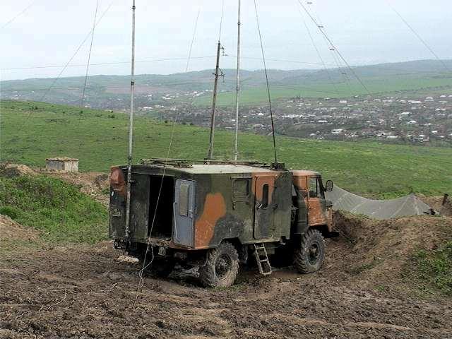 Радиотехнические средства и командно-штабные машины | Zabarankoi.ru
