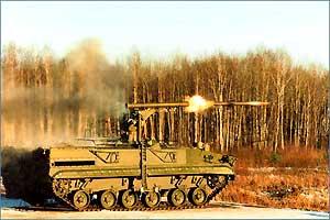"противотанков комплекс ""Хризантема-С"""