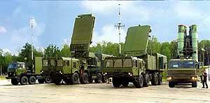 Зенитный ракетный комплекс С-400 'Триумф' | Ракетная техника