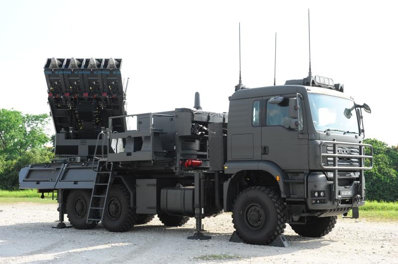 Зенитный ракетный комплекс SPYDER | Ракетная техника