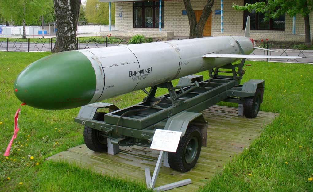 Дозвуковая крылатая ракета