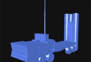 Создание графического интерфейса для подсистемы САПР по расчёту нагрузок на пусковую установку от струи ракетного двигателя.