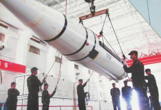 ракета DF-15A