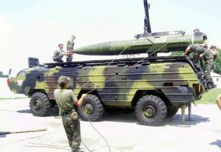 Фотогалерея: Тактический ракетный комплекс 9К79-1 Точка-У