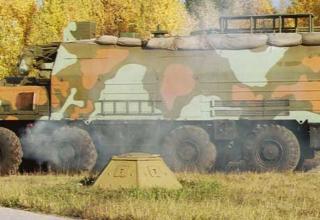 """Стратегический мобильный комплекс """"Тополь"""" 15Ж58 (РС-12М)"""