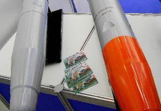 """Ракетная техника на 7-ом Международном авиационно-космическом салоне """"Авиасвит-ХХІ"""""""