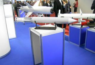 Метеорологическая ракета из состава артиллерийско-ракетного комплекса мониторинга атмосферы