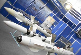 Авиационные ракеты Р-27