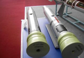 ПТУР калибра 120 и 125мм