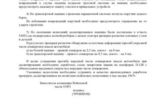 Об испытании десантированием системы 9К51В (задание №1511)