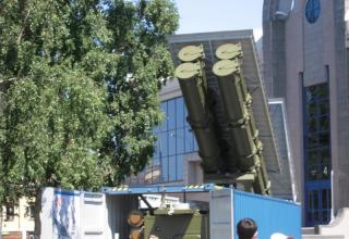 Ракетный комплекс Club-K