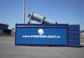 Ракетный комплекс Club-K (20-ти футовое исполнение с ракетами Х-35УЭ)