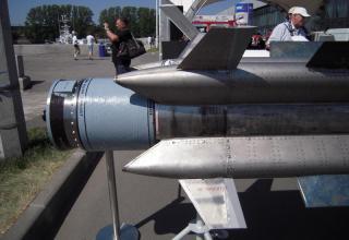 Авиационная противокорабельная ракета Х-31АД