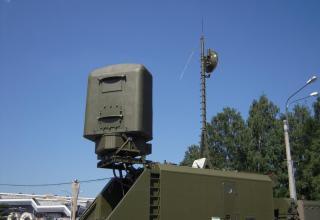 Береговой комплекс разведки надводной и воздушной обстановки