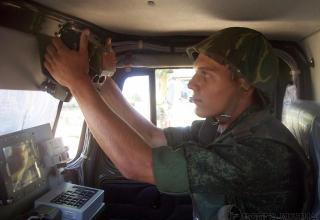 """РСЗО """"Торнадо-Г"""" в 20-й мотострелковой бригаде"""