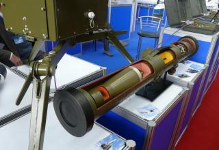 Переносной противотанковый ракетный комплекс