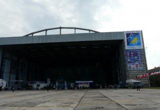 8 международный авиакосмический салон 'Авиасвит-21'
