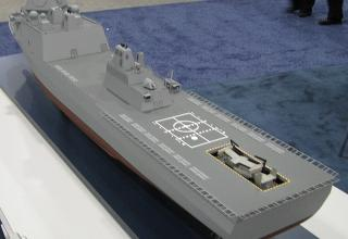 Концепция нового американского корабля ПРО