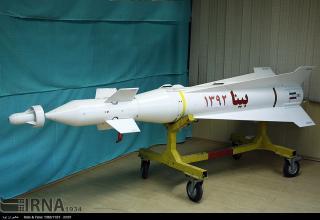Иранская управляемая ракета Bina