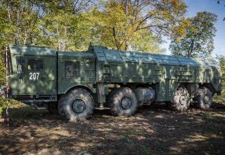 """Пуски крылатых ракет Р-500 комплекса """"Искандер-М"""" в ходе учений """"Восток-2014"""""""
