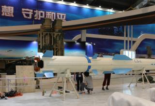 Китайская сверхзвуковая крылатая ракета СХ-1