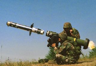 Китайский противотанковый комплекс Red Arrow 12