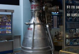 Однокамерный  ЖРД,  ракетоносителя сверхтяжелого класса Н-1. Также двигатель использовался на РН Антарес , Союз-2.1