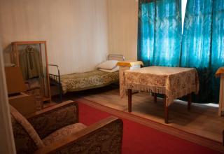 Комната в доме,  в котором жил Ю.А. Гагарин перед полетом.