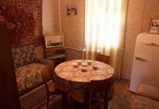 Кухня в доме Сергея Павловича Королёва на космодроме Байконур.