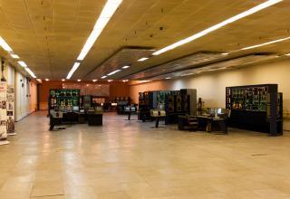 Командно-заправочный пункт РКН «Энергия». Площадка 250А, сооружение №60.