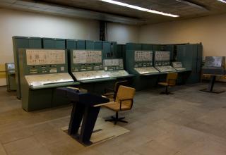 Аппаратура управления и контроля. Командно-заправочный пункт РКН «Энергия». Площадка 250А, сооружение №60.