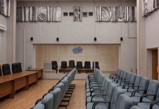 Конференц-зал гостиницы