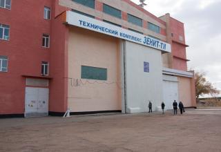 Технический комплекс РН
