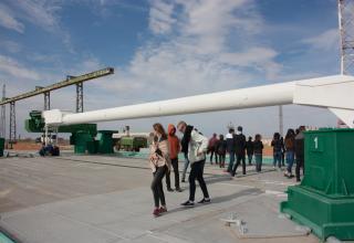 Студенты БГТУ «ВОЕНМЕХ» на стартовой площадке РН