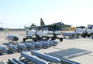 Составляющие авиационного вооружения