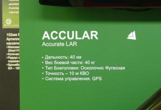 Данные системы ACCULAR