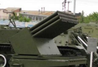 Пусковая установка для запуска противоградовых ракет