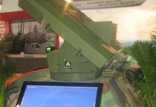 Ракетная техника на выставке SOFEX-2010 (Амман, Иордания,10-13 мая 2010 года)