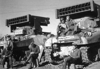 Американская установка Т40 WHIZ BANG.