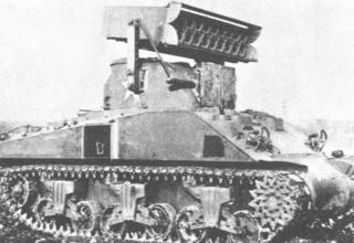 Американская установка T40 Doozit.