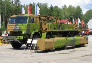 Опытный образец транспортно-заряжающей машины 9Т234-4. ©С.В. Гуров (Россия, г.Тула)