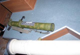 Ракетная техника в экспозиции музея Института высокоточных систем им. В.П. Грязева Тульского Государственного Университета