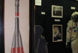 Рисунок ракеты-носителя