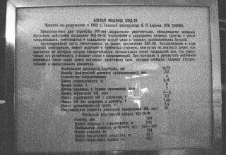 Данные боевой машины БМД-20