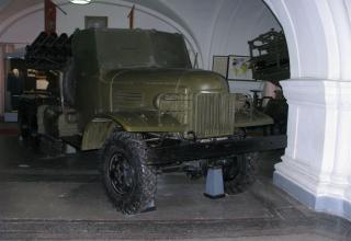 Боевая машина БМ-14