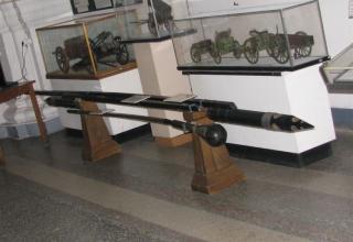 Макеты ракет XIX века