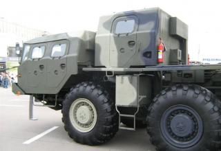 Боевая машина 9А52-2 РСЗО