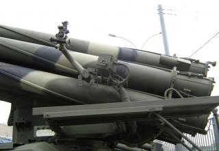 БМ 9А52-2 РСЗО