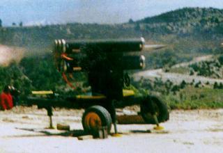 LAU-68 (Греция). Опубликовано в 1990 году.